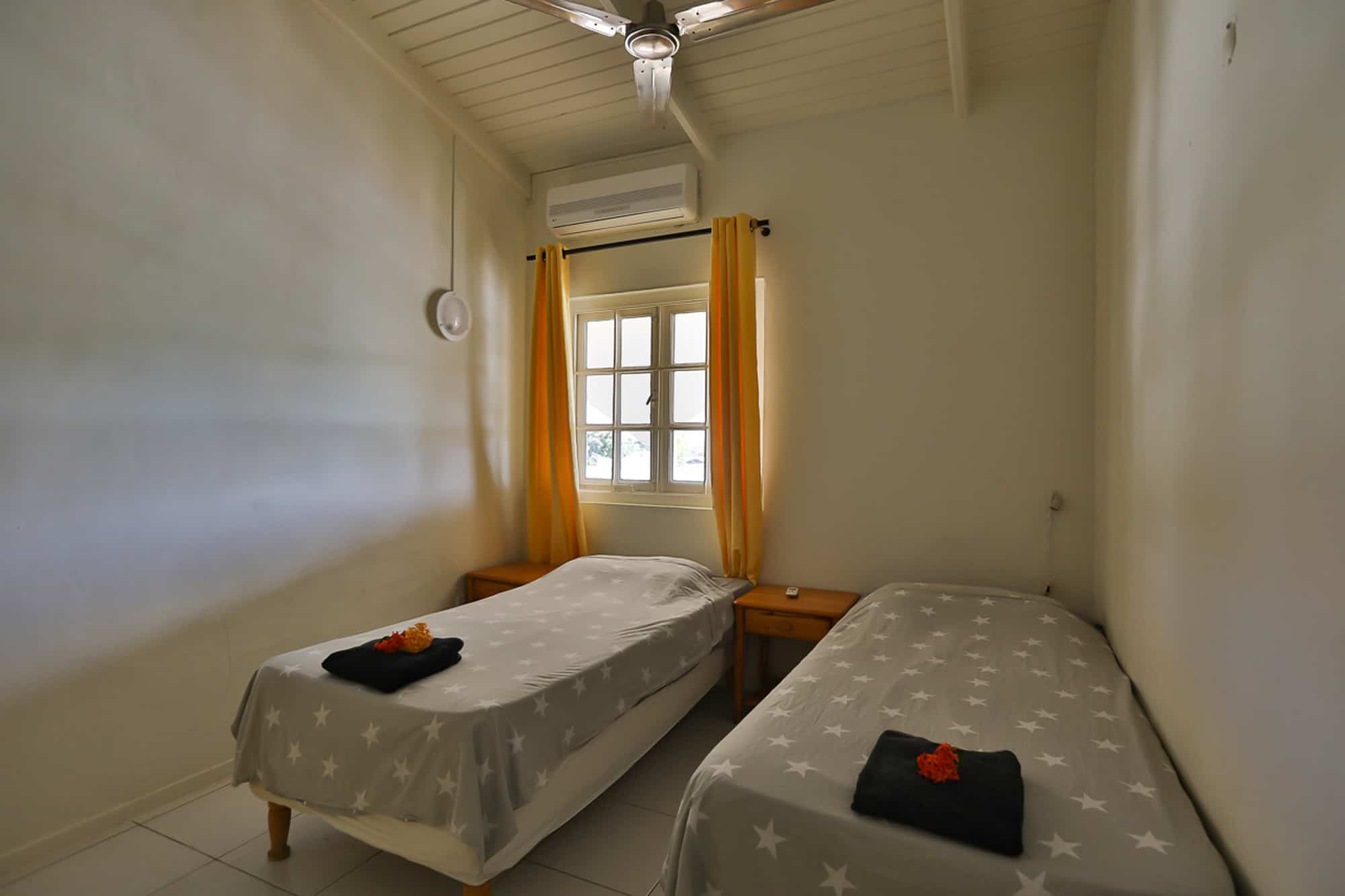 Appartement Pelikaan Slaapkamer
