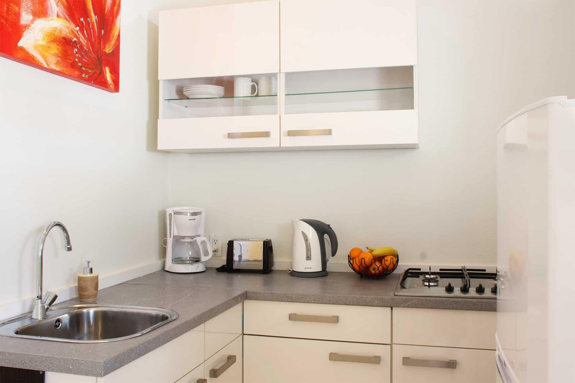 Appartement Suikerdiefje Keuken