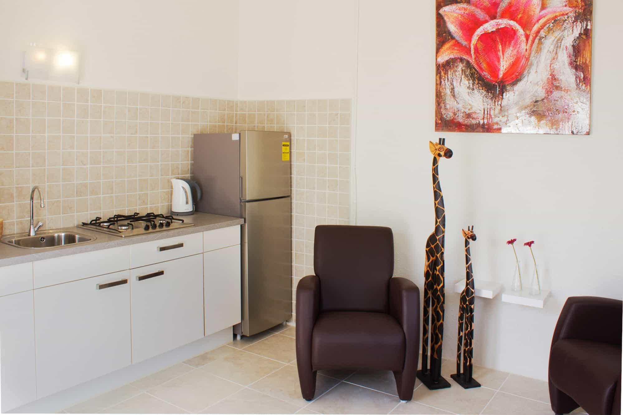 Appartement Trupial Keuken