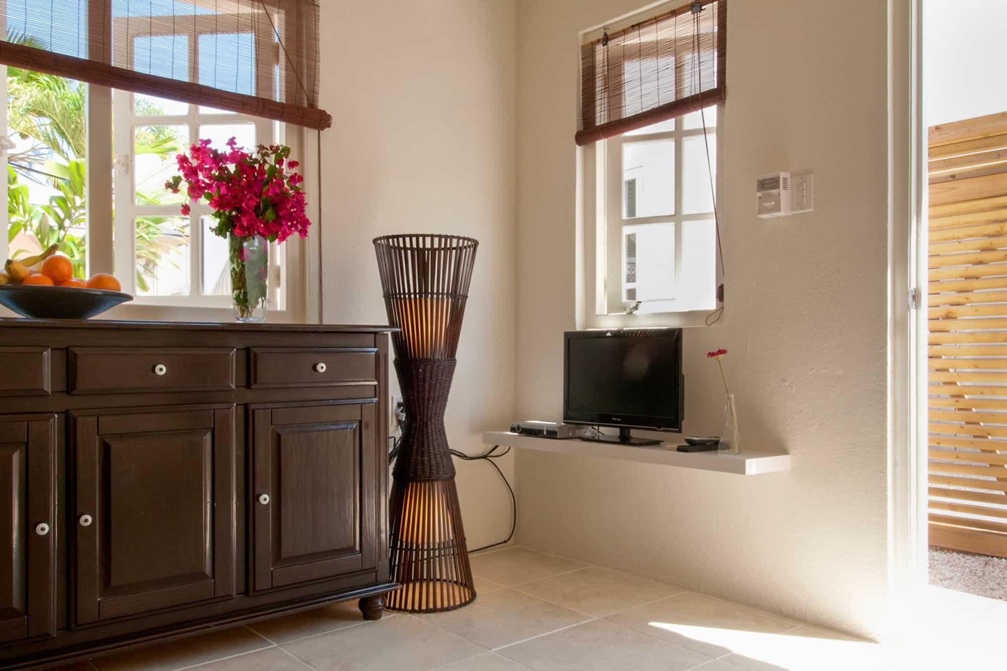 Appartement Trupial Woonkamer